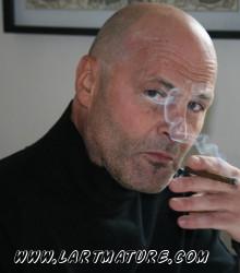 Joël Lorand à la L'arTmature - Galerie d'Art Contemporain