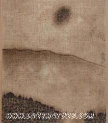 Au-delà II - Peinture de Christian RONCERAY