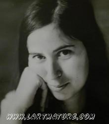 Rocio Mazuecos à la L'arTmature - Galerie d'Art Contemporain