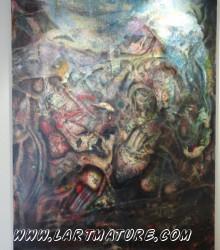 Tableau 10 - Peinture de Nomah