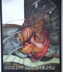 Tableau 3 - Peinture de Nomah