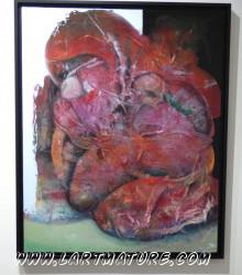 Tableau 8 - Peinture de Nomah