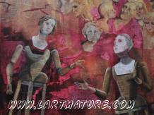 Jongleries :  -  - Fresnay-sur-Sarthe